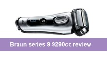 Braun series 9 9290cc review