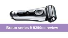 Braun series 9 9290cc review