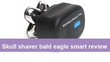 Skull shaver bald eagle smart review