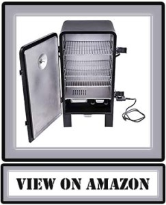 Best Char-Broil Analog Electric Smoker