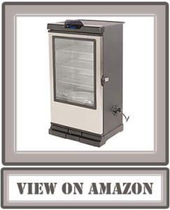 Best Masterbuilt 20070215 Electric Smoker with Bluetooth 40""