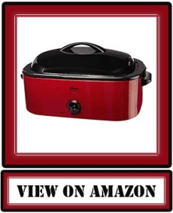 Best Oster Smoker Roaster Oven, 16-Quart, Red Smoke (CKSTROSMK18)