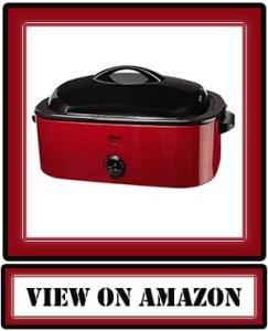 Best Oster Smoker Roaster Oven, 16-Quart, Red Smoke (CKSTROSMK18)