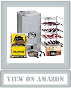 Smokehouse Products Little Chief Top Load Electric Smoker