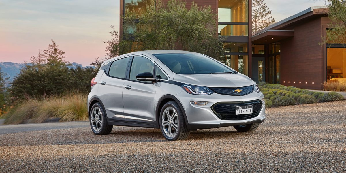 Chevrolet Bolt - main feature
