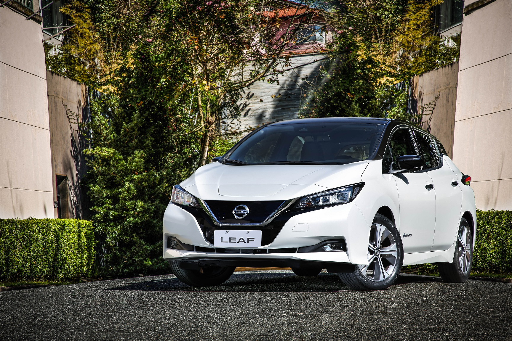 Nissan Leaf - gallery