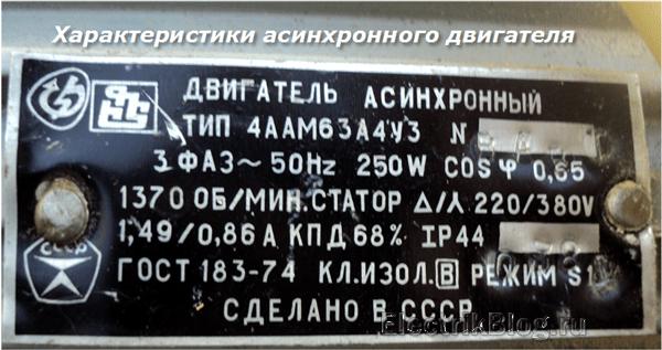 Eigenschaften des asynchronen Motors