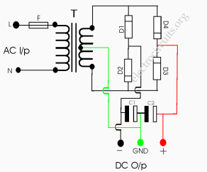 how to convert ac to dc