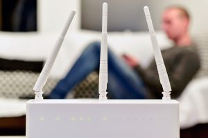 utilizare router wireless