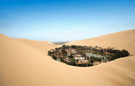 Chaitya Purusha, the divine soul at rest in delight between lives :) Huacachina, oasis, Peru. Link on illustration.