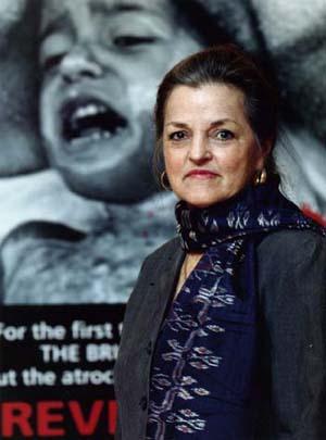 Leuren Moret is a Geoscientist and whistleblower.