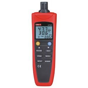 Thermo-higrómetro digital UT331