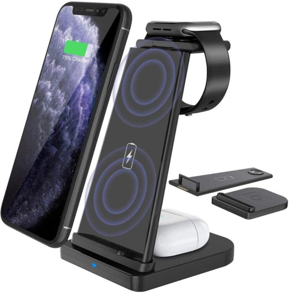 Las 5 mejores bases de carga para iPhone y otros dispositivos Apple