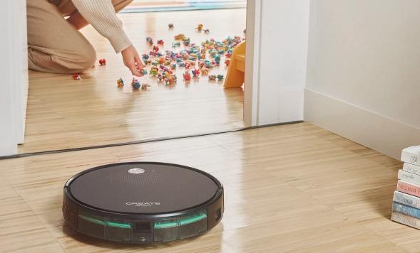 Robot aspirador IKOHS Netbot S15. Top ventas 2021 en Amazon