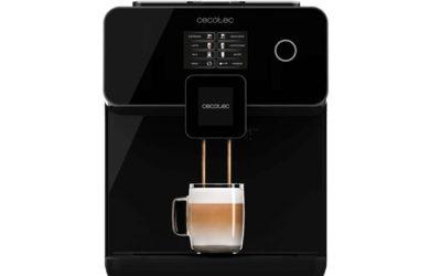 Análisis y review de la cafetera superautomática Power Matic-ccino 8000 Touch Serie Nera