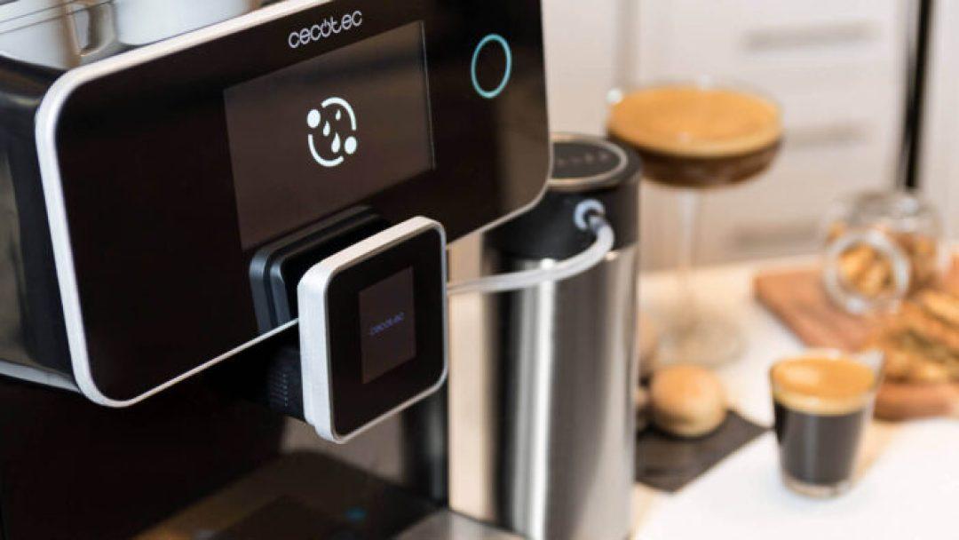 Power Matic-ccino 8000 Touch con deposito de leche conectado