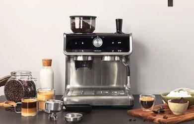 Review de la nueva cafetera Power Espresso 20 Barista Cream