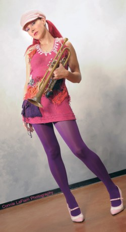Dawn Weber St. Louis Trumpet Player, Vocalist, Songwriter Composer, Bandleader