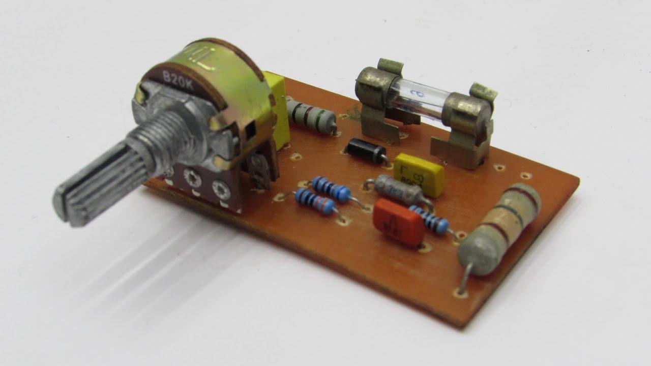 5 Aまでの負荷電流が増加すると効率的な熱割り当てで