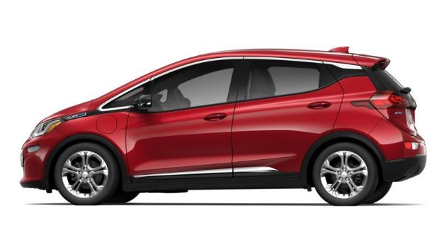 Chevy Bolt full electric