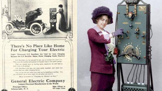 Dispozitiv de incarcare la inceputul anilor 1900