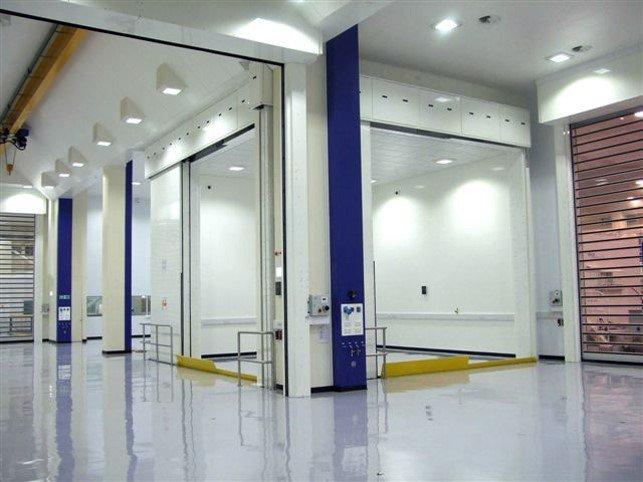 100kV Clean Room