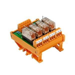 Relaiskoppeling Weidmüller RSM 4R 24VDC LP GEM.- 1112361001