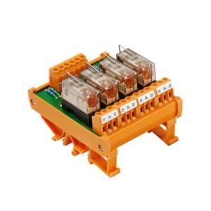 Relaiskoppeling Weidmüller RSM 4RS 230VAC LP 1114861001