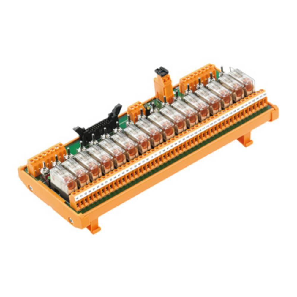 Schakelrelais Weidmüller RSM-16 PLC SW 1CO Z 1129130000