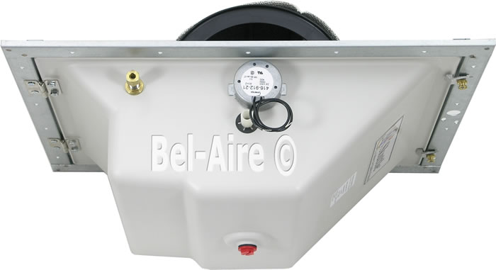 Bel Aire 86ud Skuttle Under Duct Humidifier 17gpd