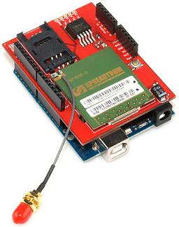 NanoPhone: Envia SMS con Arduino (1/5)