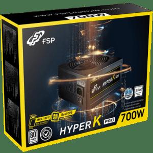 FSP Hyper K Pro 700w PSU