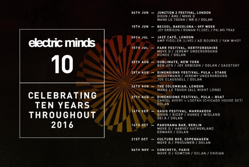 Electric Minds Festivals