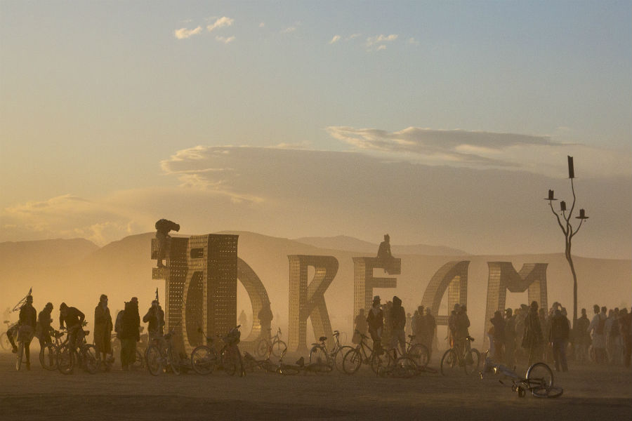 Burning Man Announces Next Year Theme