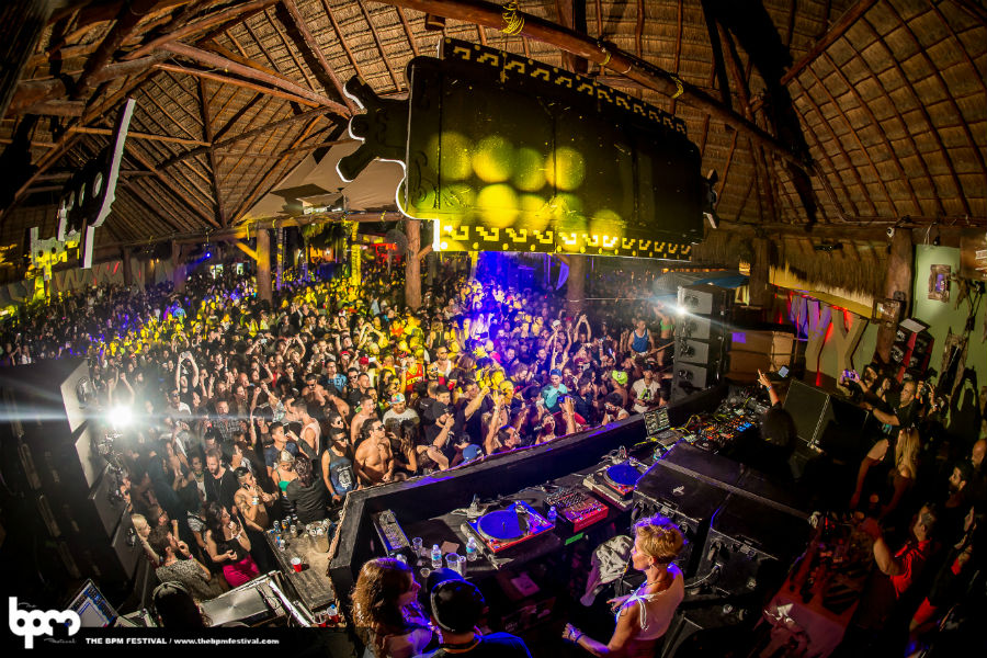 Shots Fired At Mexico's BPM Festival Closing Party