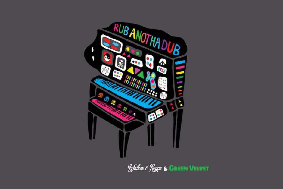 Listen To Walker & Royce's 'Rub Anotha Dub' Featuring Green Velvet
