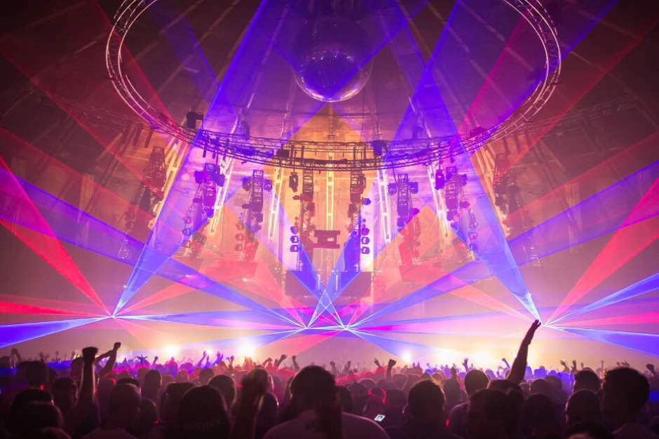 Awakenings Celebrates New Years With Four Different Events