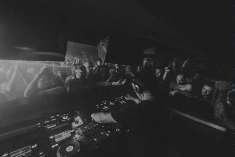 Listen To Sasha's 3-hour Mix At Glasgow's Sub Club