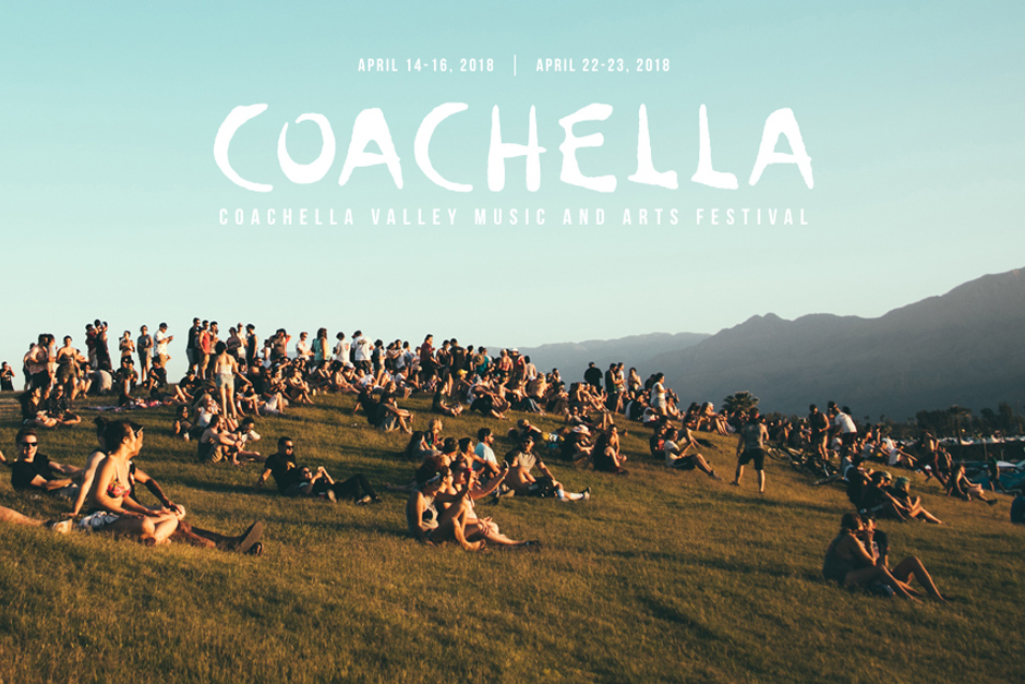 Coachella Announce Its 2018 Line Up