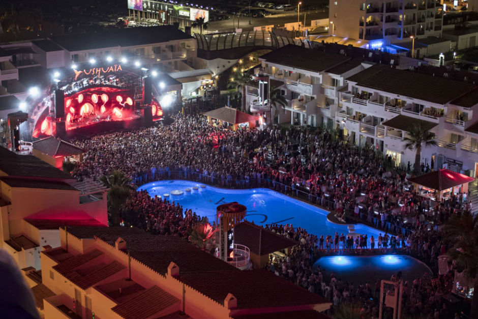 ANTS Takes Over Ushuaïa Ibiza For Their Opening Party