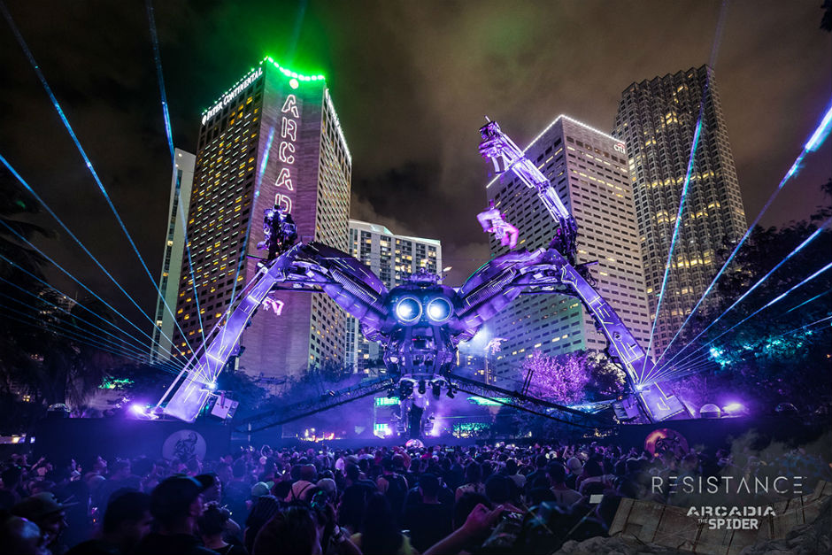 Ultra Drops Resistance Miami Lineup Ahead Of Their 20th Anniversary