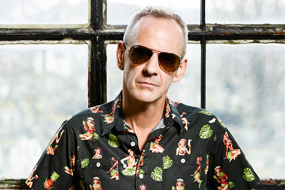 Fatboy Slim Re-edits His Iconic Album 'You've Come A Long Way, Baby'
