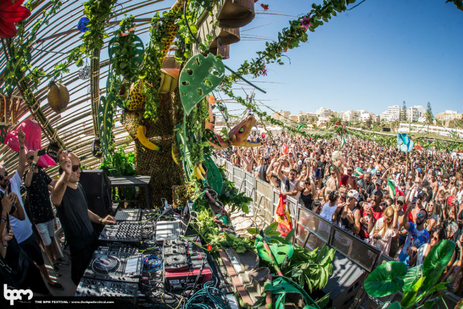 The BPM Festival Portugalconfirms First Phase Of Artists