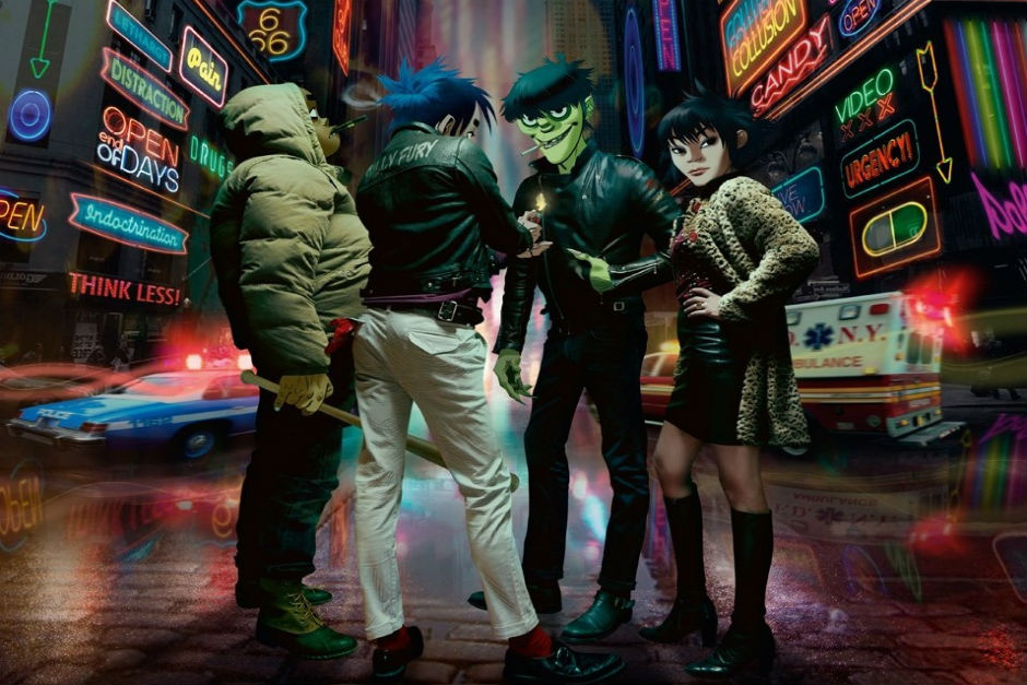 Gorillaz Premieres Two New Videos And Shares The Release Date For Their New Album