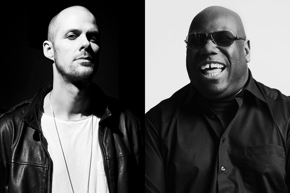 Watch Carl Cox And Adam Beyer Back-to-back Session At Junction 2 Festival