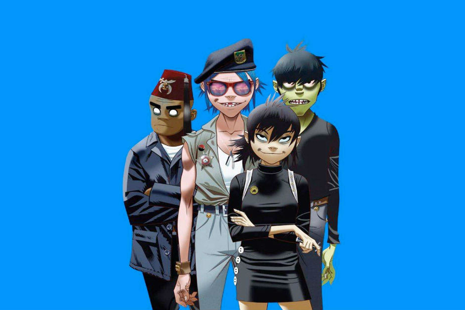 Listen To Gorillaz's New Album 'The Now Now'