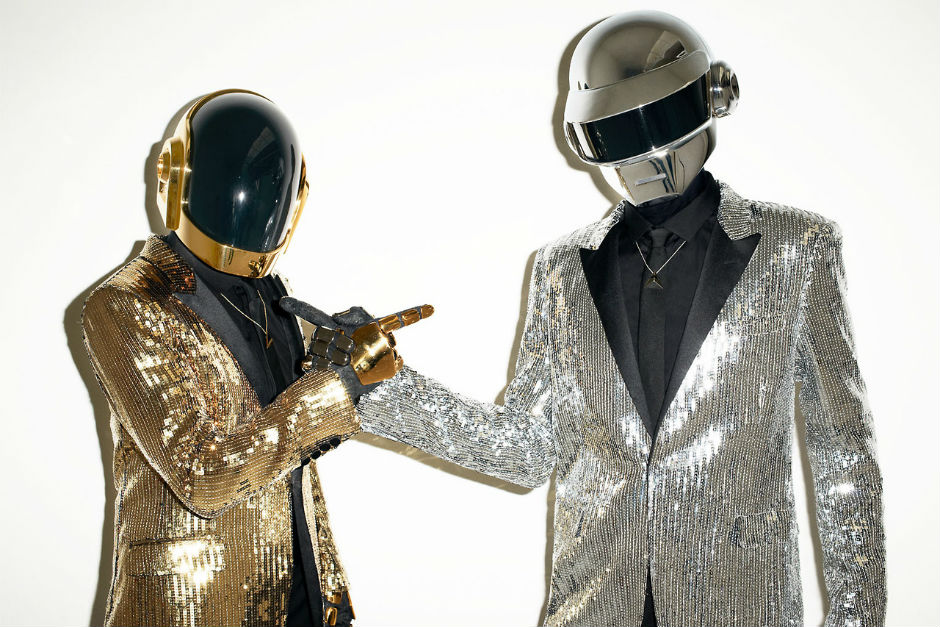 Harris Rosen Publishes New Book About Daft Punk
