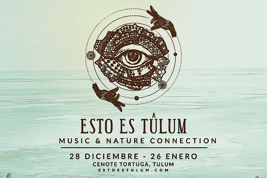 A Quick Glance At Esto Es Tulum's 2019 Lineup