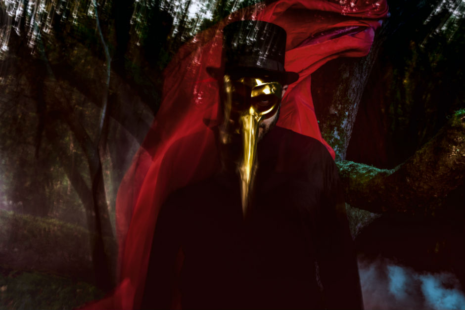 "Claptone: ""It's No Secret That I Am An Unashamed Romantic, Having Blindly Fallen In Love Too Many Times To Count"""