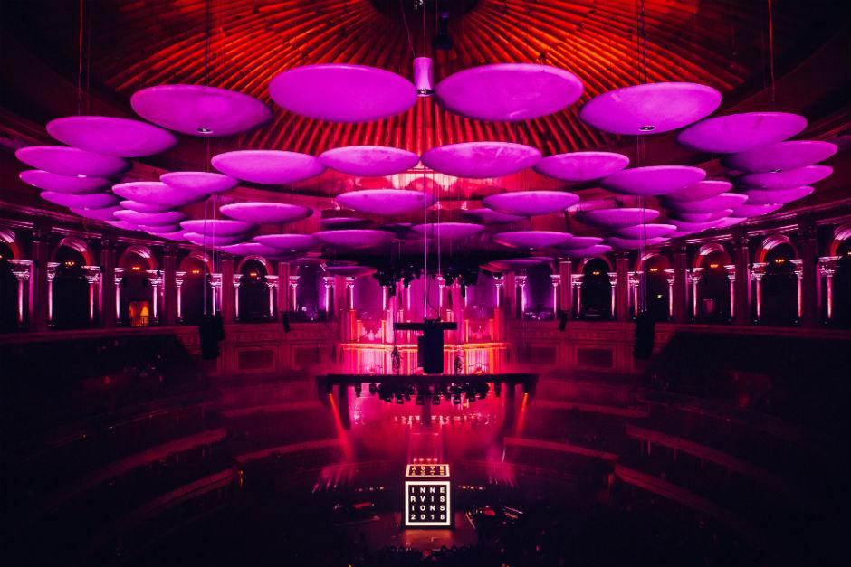Innervisions at Royal Albert Hall